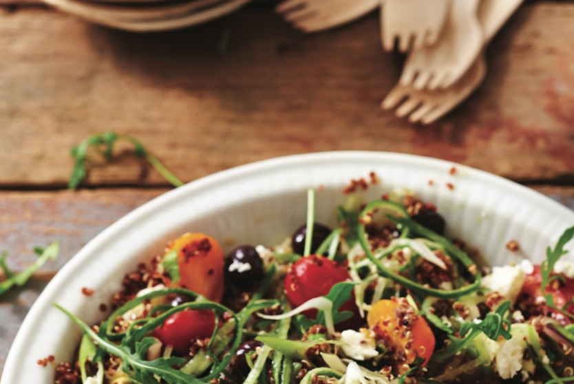 Snel & gezond I Quinoa Salade